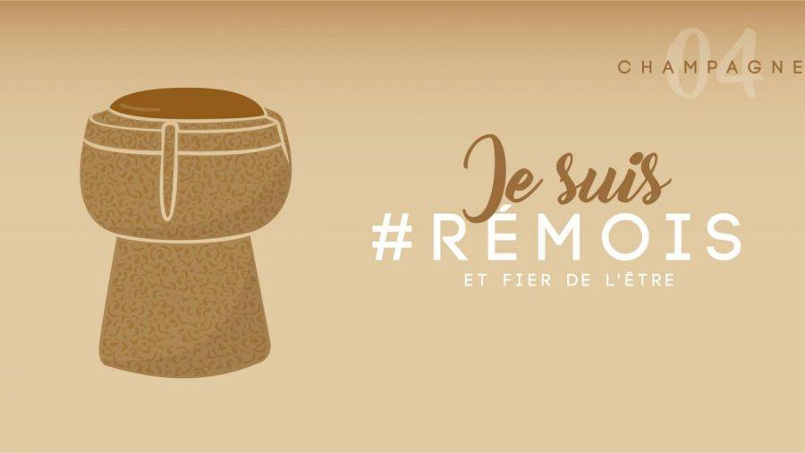 Le bouchon à Champagne élu symbole préféré des #Rémois !