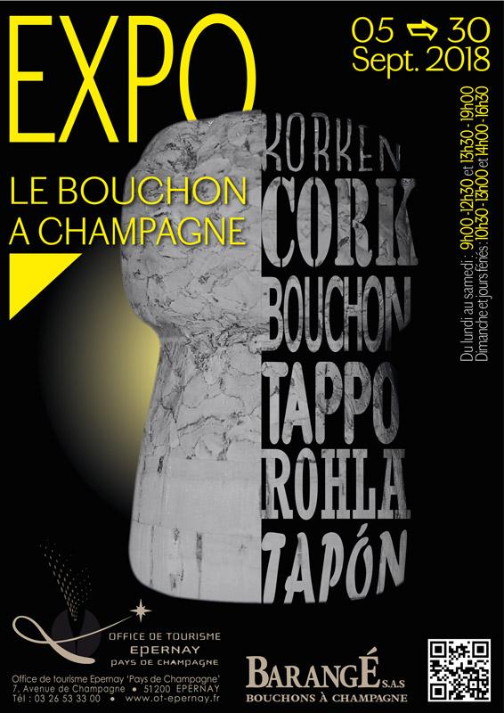 Exposition « Le Bouchon à Champagne »