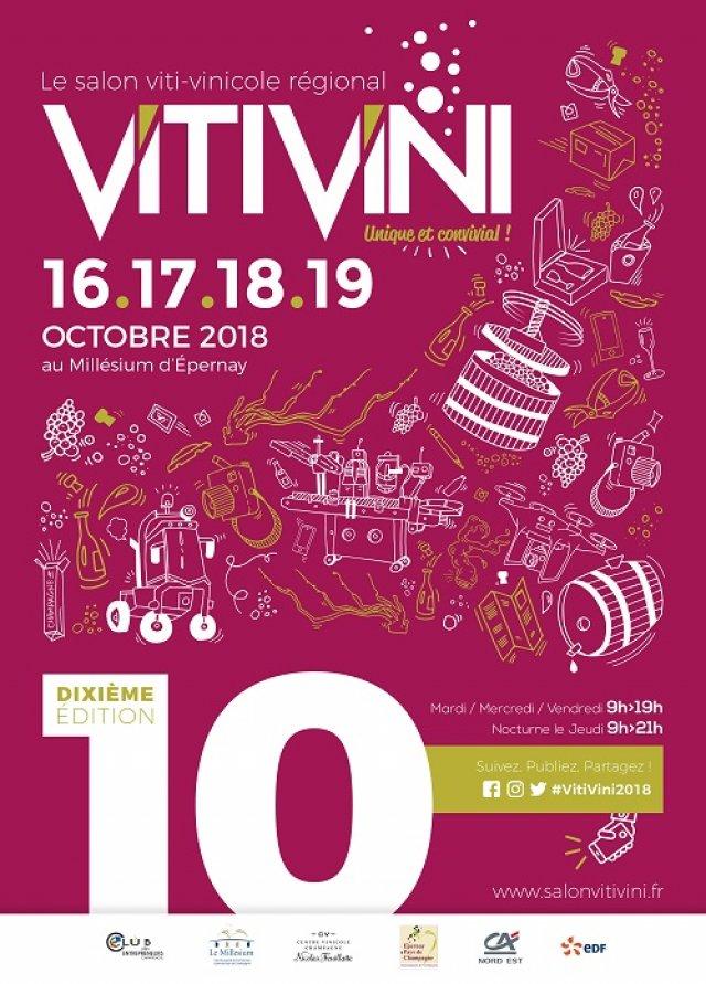 Salon Viti Vini Epernay 2018
